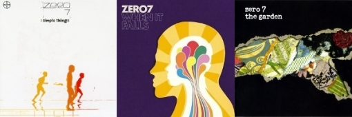 zero 7 simple things when it falls the garden
